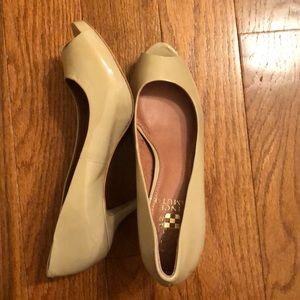 Vince Camuto patent heels